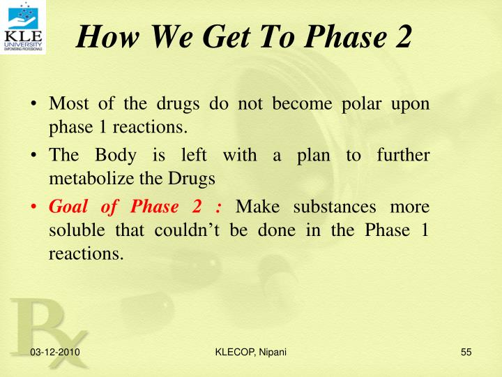 How We Get To Phase 2