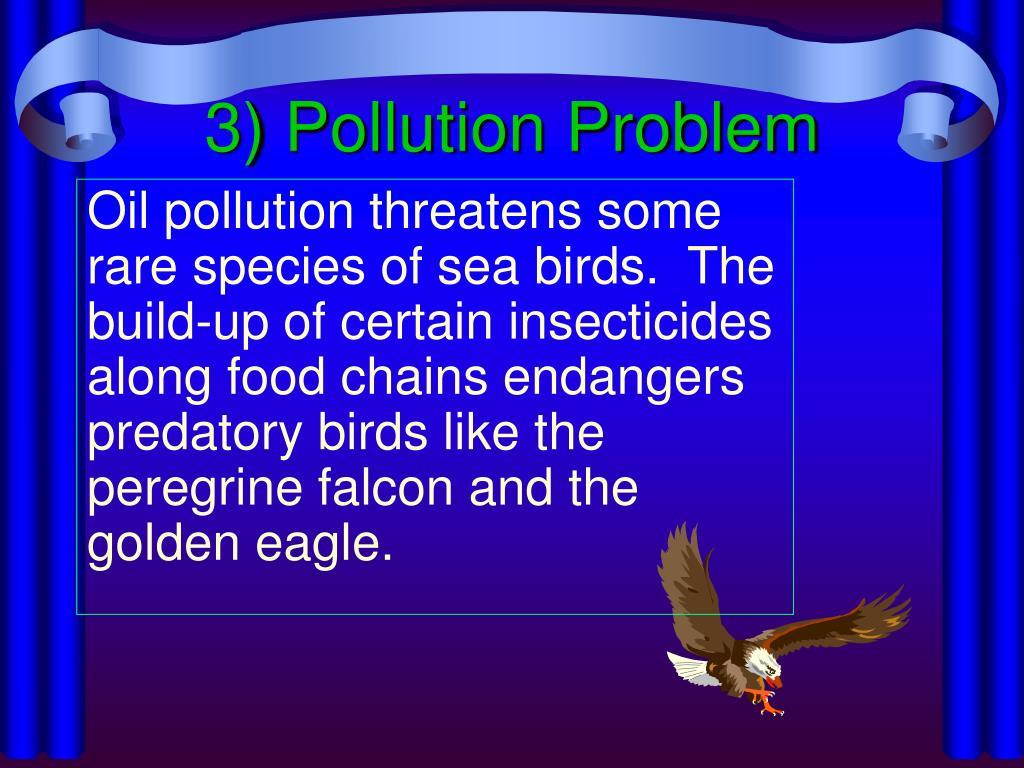3) Pollution Problem