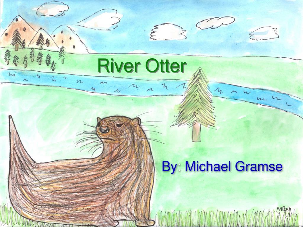 river otter l.