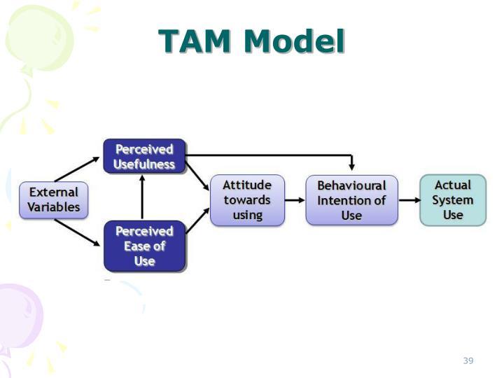 TAM Model