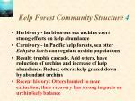kelp forest community structure 4