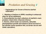 predation and grazing 4