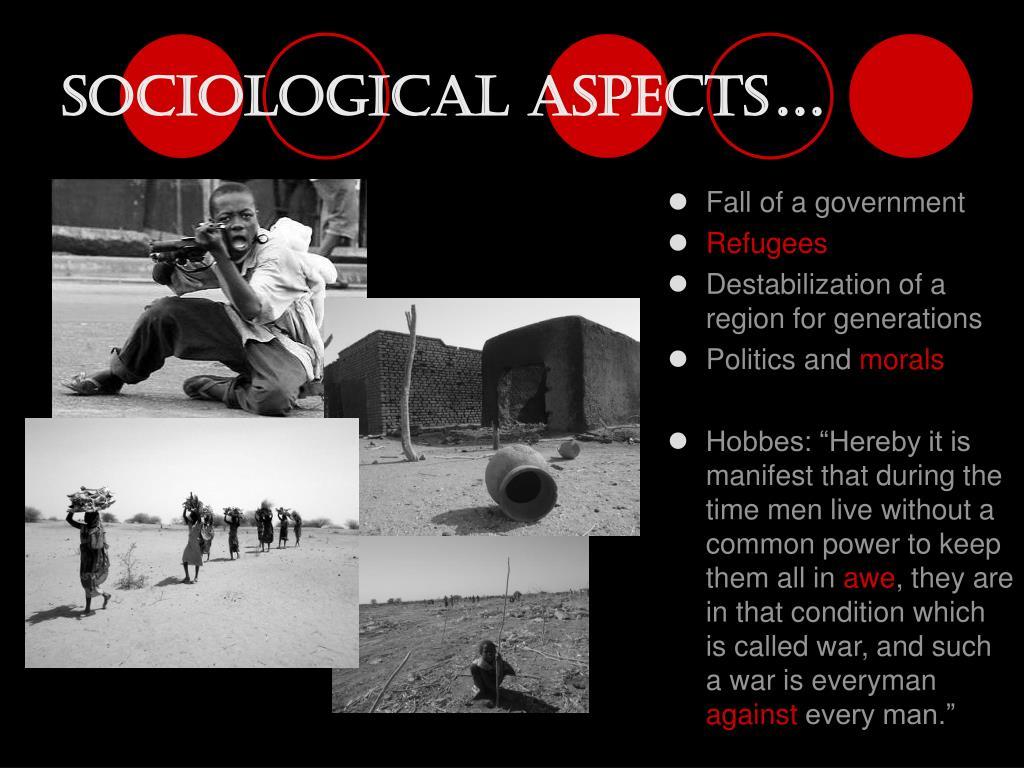 Sociological Aspects
