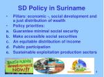 sd policy in suriname8