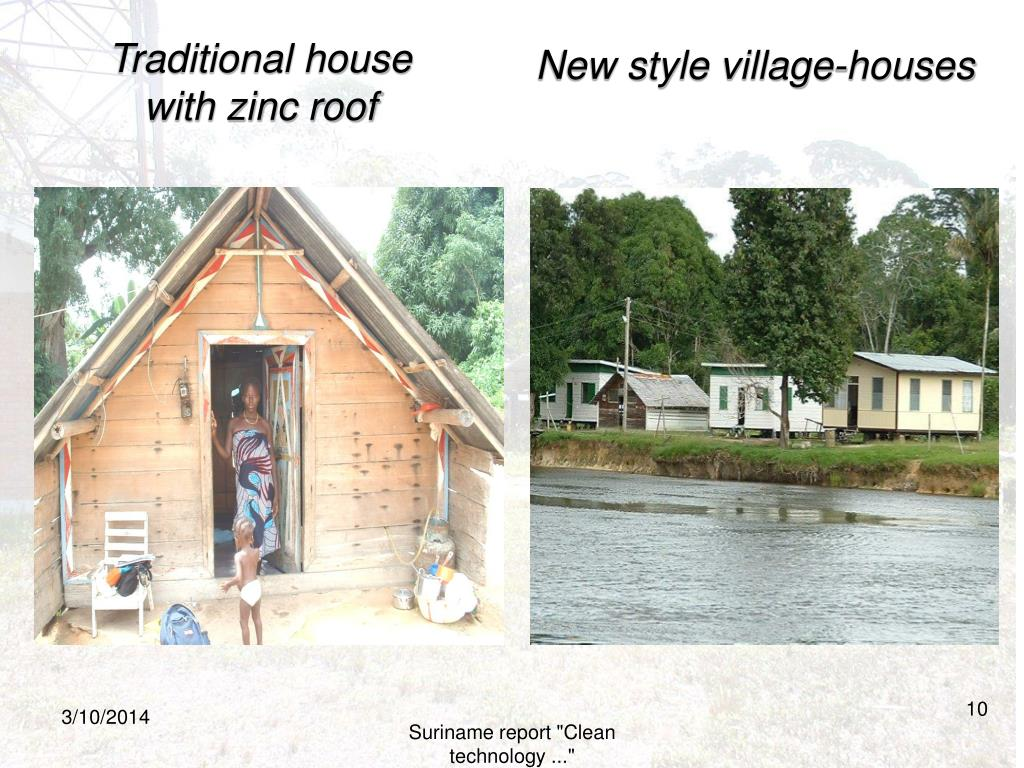 New style village-houses