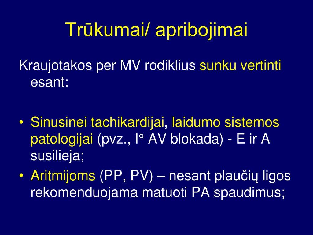 Arterinės hipertenzijos gydymas | topfilmai.lt