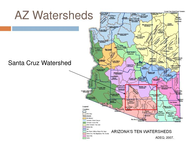 AZ Watersheds