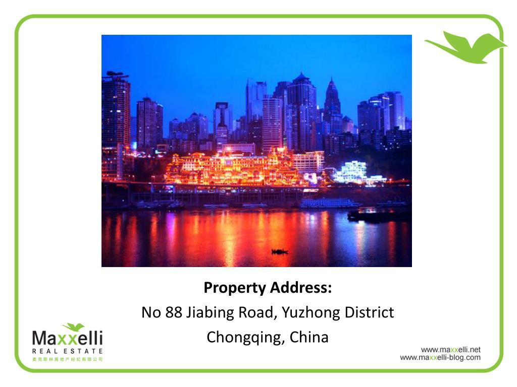 Property Address: