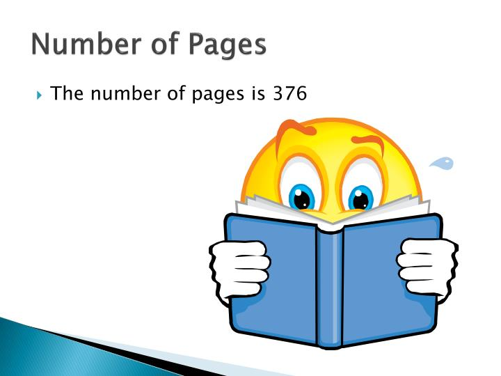 Number of pages