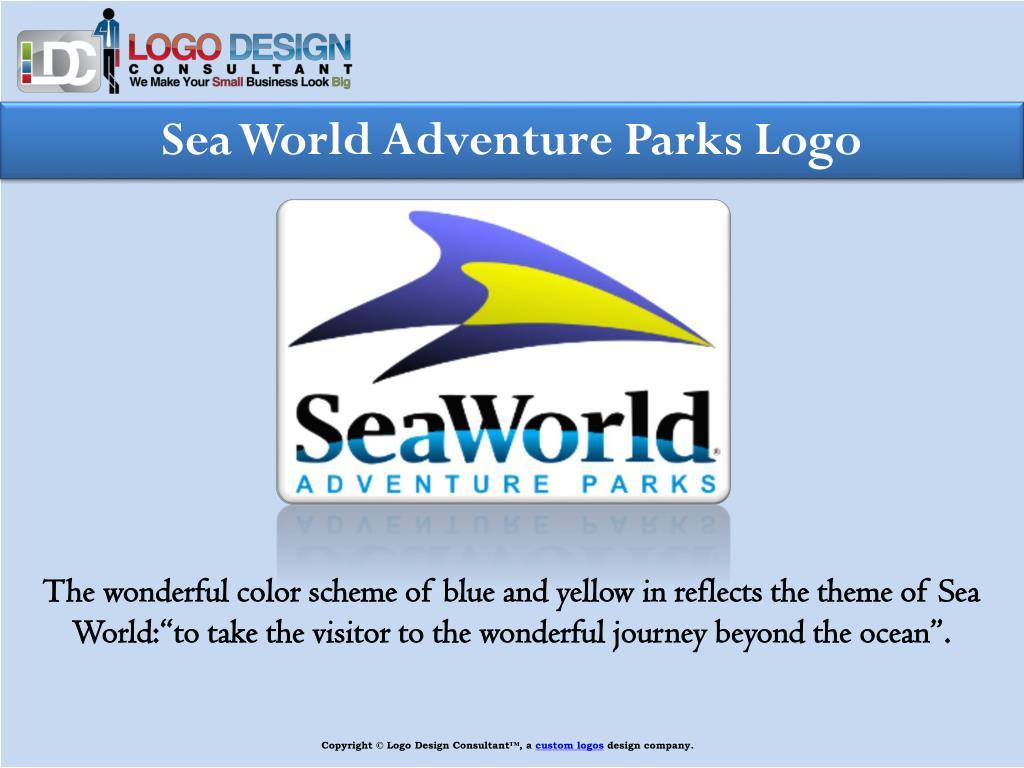 Sea World Adventure Parks Logo
