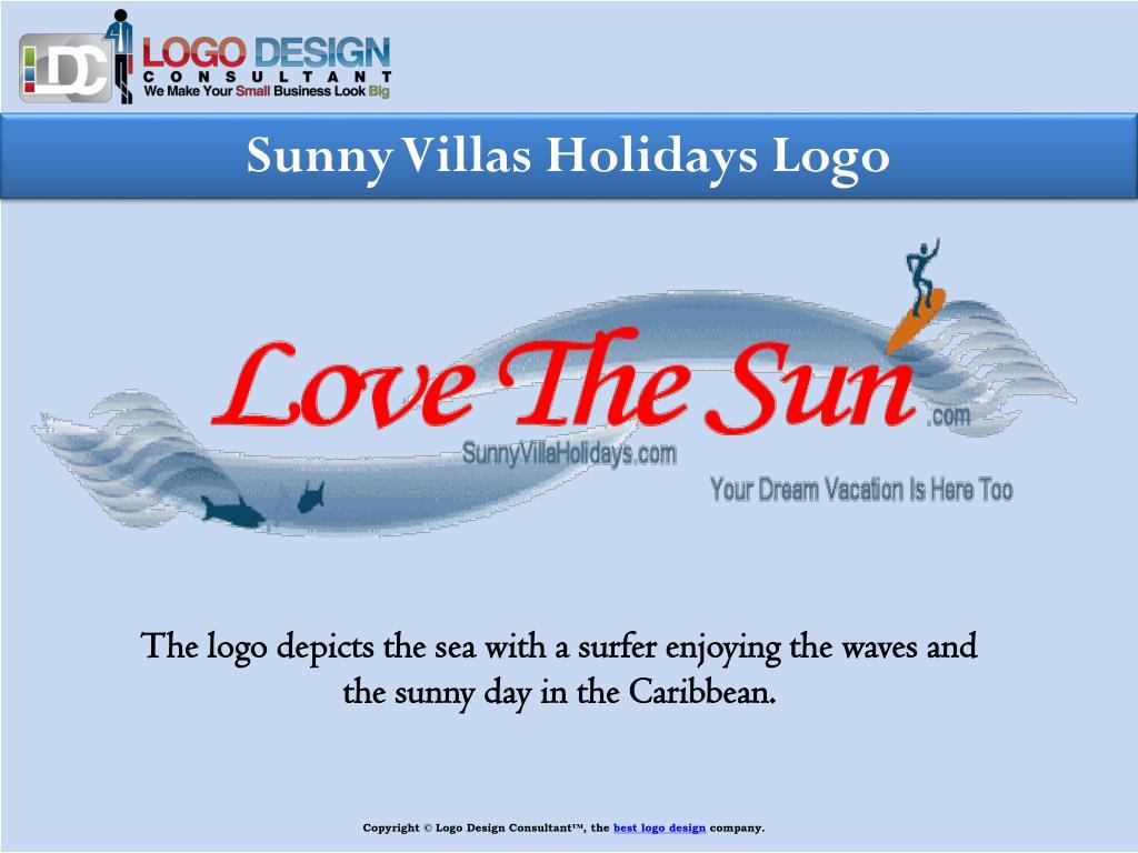 Sunny Villas Holidays Logo