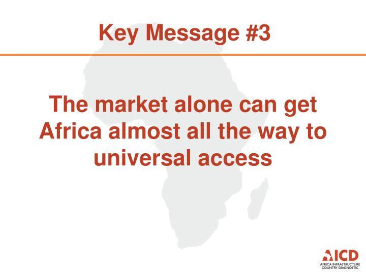 Key Message #3