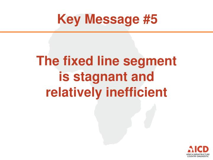 Key Message #5