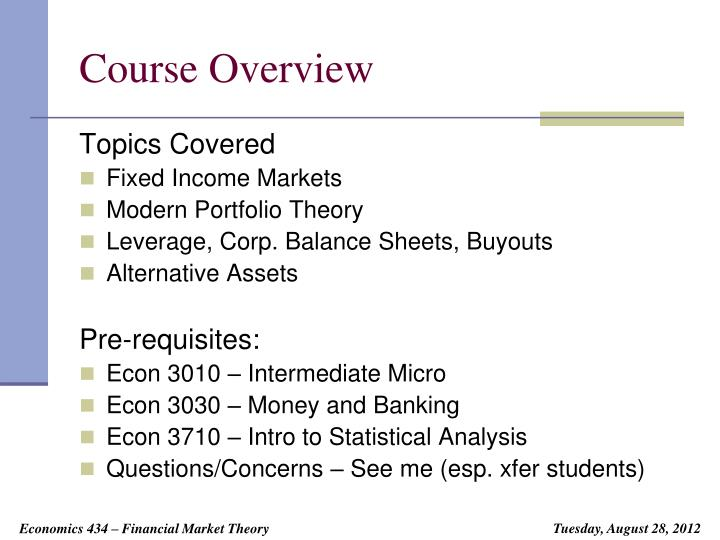 econ 561 profit analysis question 2 4 the significance of marginal analysis in managerial economics  accounting profit, though, doesn't address the question of how profitable a business must be for.