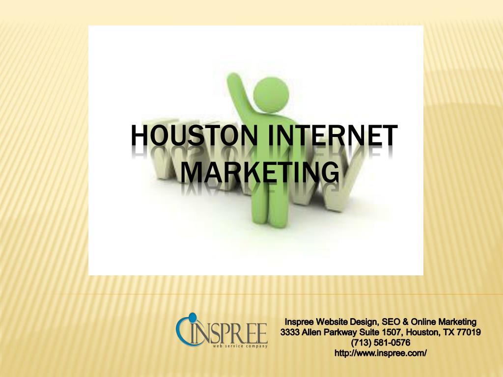 houston internet marketing