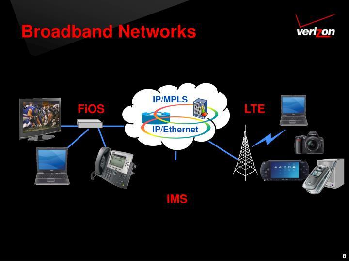 Broadband Networks