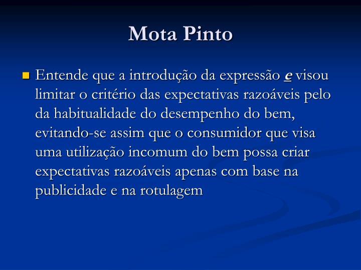 Mota Pinto