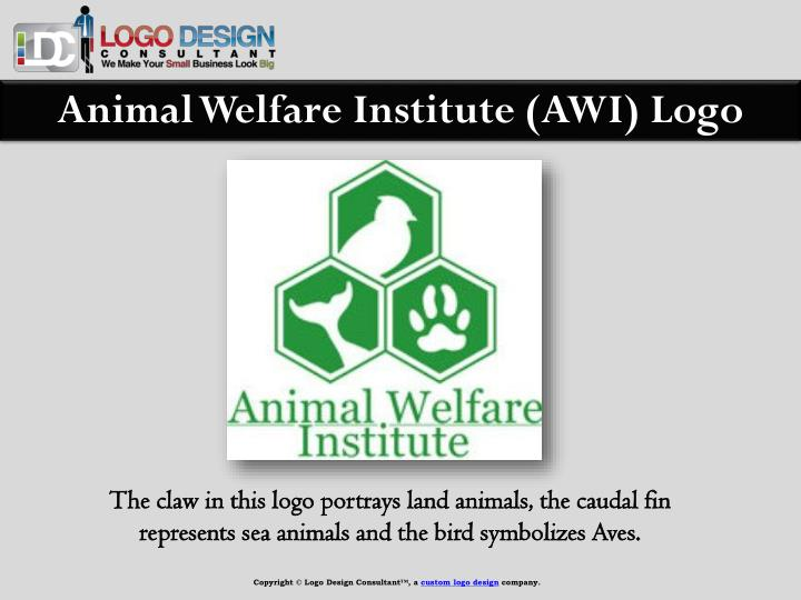 Animal Welfare Institute (AWI) Logo