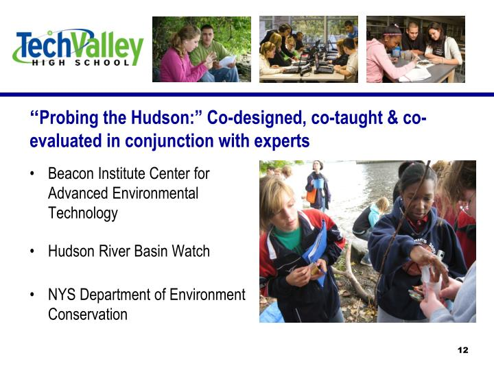 Beacon Institute Center for Advanced Environmental Technology