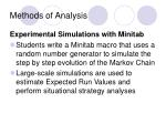 methods of analysis12