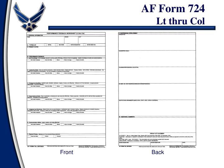 PPT - Performance Feedback PowerPoint Presentation - ID:1142833