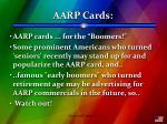 aarp cards