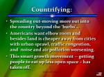 countrifying