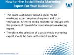 how to hire social media marketing expert for your business8