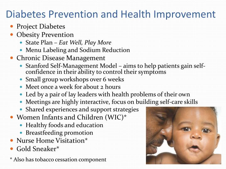 Diabetes Prevention and Health Improvement