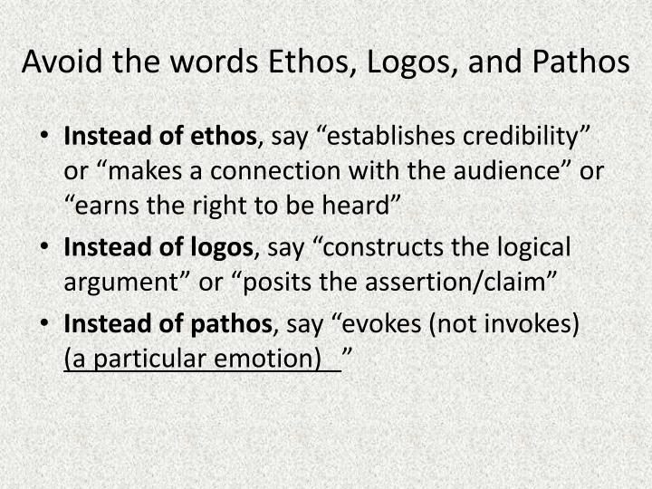 ethos pathos logos of vintage budweiser The 60-second spot uses the three most influential and persuasive ways to get coca-cola's goal into the public the use of ethos (appealing to ethics), pathos (appealing to emotion), and logos (appealing to logic.
