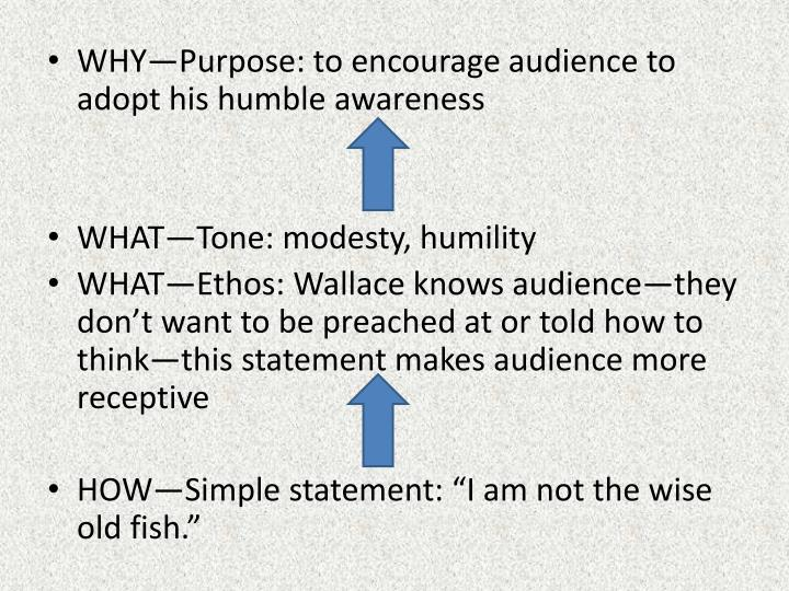 """kenyon commencement speech analyzed Susan white 2021190346 rhetorical analysis of """"this is water"""" david foster  wallace's commencement speech at kenyon college in 2005, """"this is water"""", is  a."""