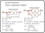 loop analysis very important slide