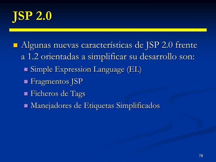 JSP 2.0