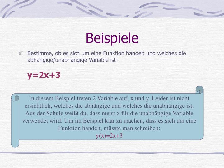 Ppt Was Ist Eine Funktion Powerpoint Presentation Id1146432