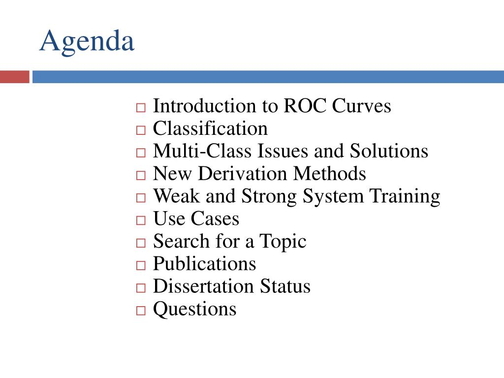 PPT - Methods of Deriving Biometric ROC Curves from the k