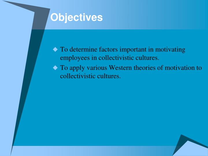 important factors in employee motivation 1 introduction as mentioned by mowday et al (2013), employee motivation plays important role in coles supermarket working the coles supermarket is one of the famous retail company in australia and other region.