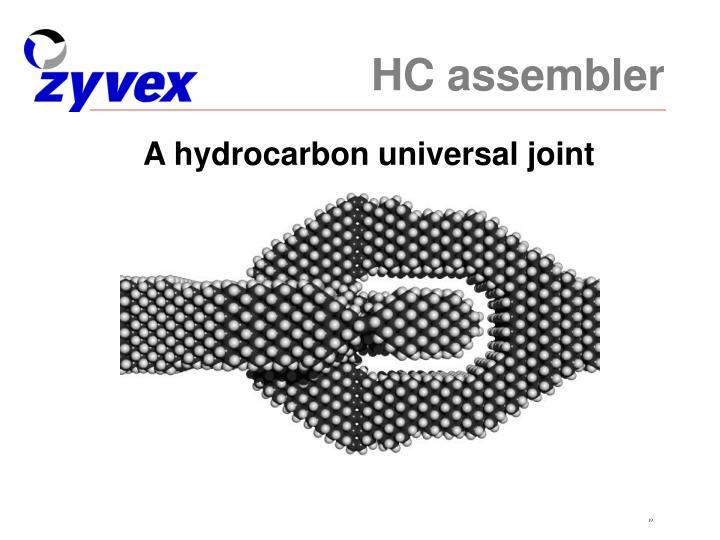 HC assembler