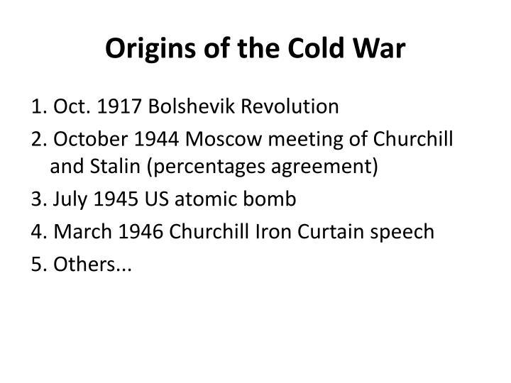 Ppt Cold War Powerpoint Presentation Id1147177