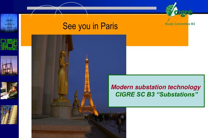 See you in Paris