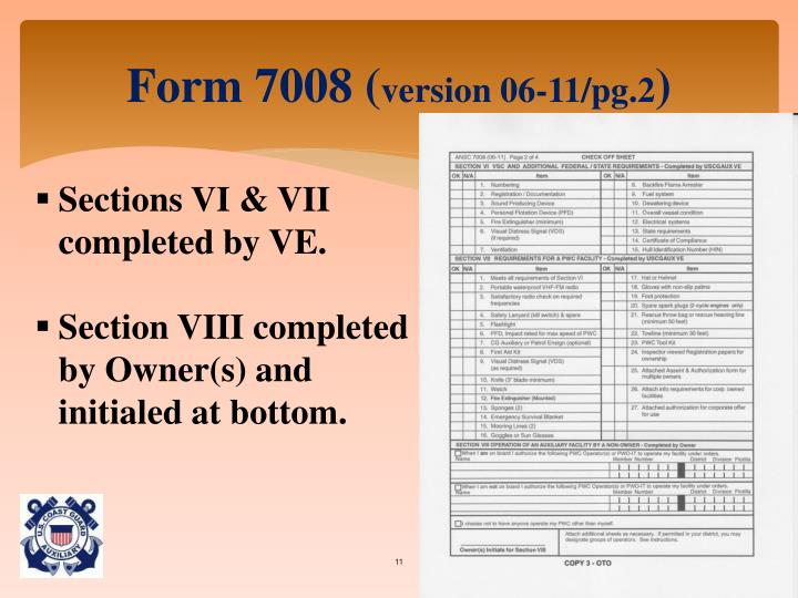 Form 7008 (