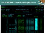 db2 domeqrpn thread accounting report cont