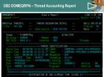 db2 domeqrpn thread accounting report