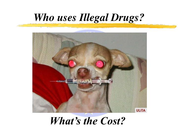 Who uses Illegal Drugs?