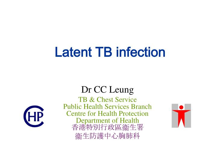 latent tb infection n.