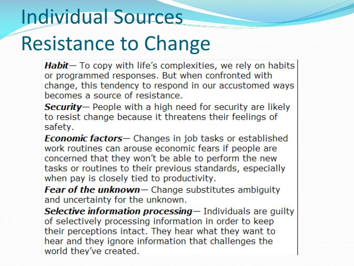 Individual Sources