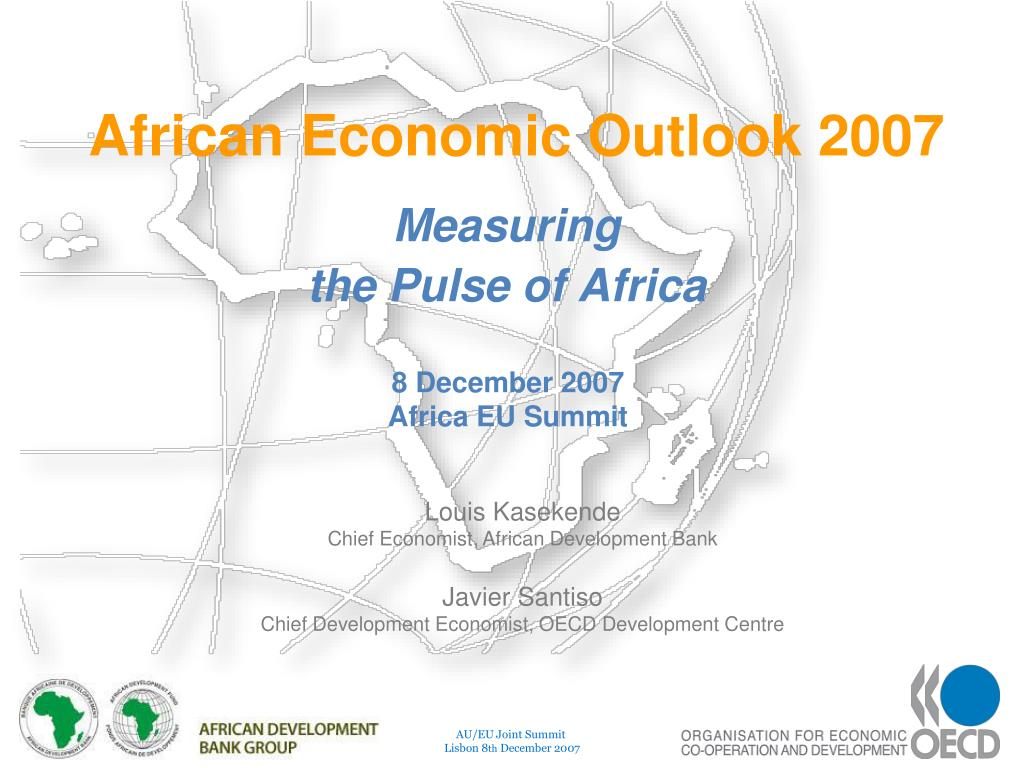 african economic outlook 2007