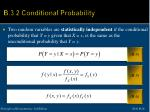 b 3 2 conditional probability26