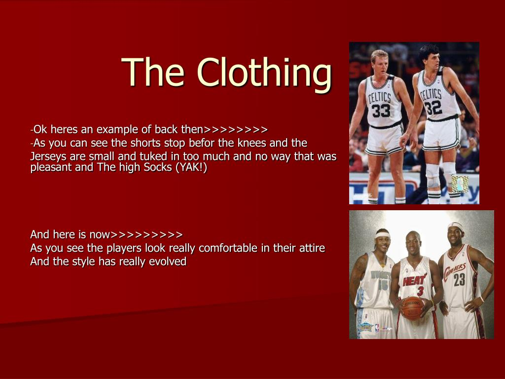 The Clothing