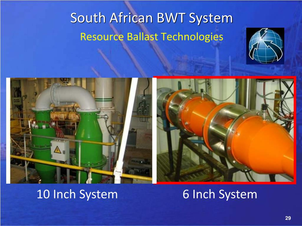 South African BWT System