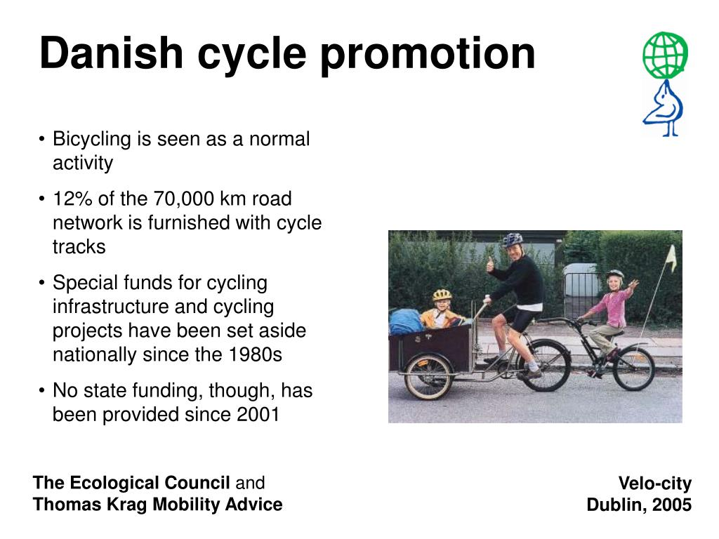 Danish cycle promotion